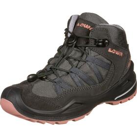 Lowa Robin GTX QC Chaussures Enfant, grey/salmon